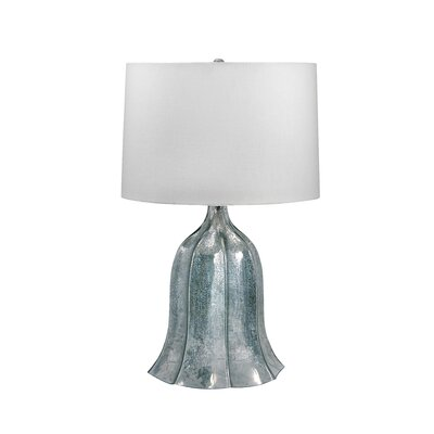 Lamp Works Fluted Mercury Table Lamp