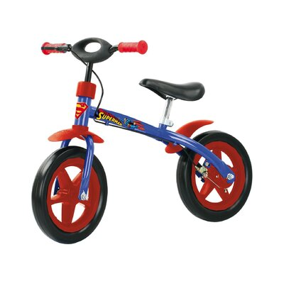 Hauck Boy's Superman Balance Bike