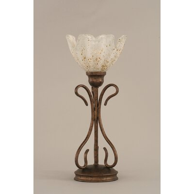 Toltec Lighting Swan Table Lamp