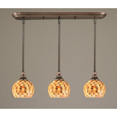 Toltec Lighting Any Multi Light Mini Pendant