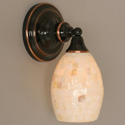 Toltec Lighting 1 Light Wall Sconce