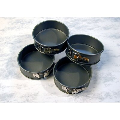 Kaiser Bakeware La Forme 4.5' Mini Springform Pan Set