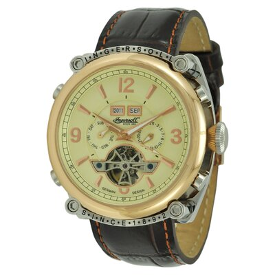 Ingersoll Watches Montgomery Men's Fine Automatic Watch