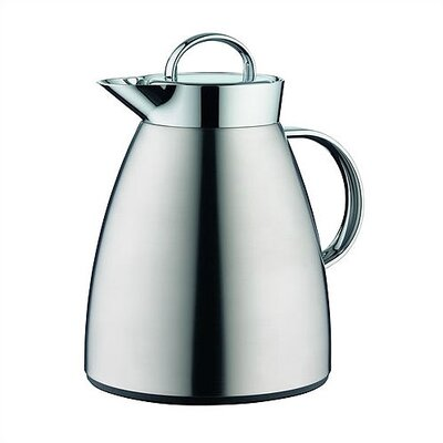 Alfi Dan 1-Liter Stainless Steel Thermal Carafe