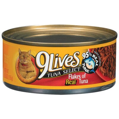 Tuna in Sauce Cat Food (5.5-oz, case of 24)