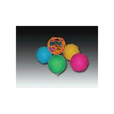J.W. Pet Company Big Giggler Ball Dog Toy