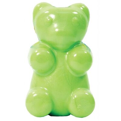 J.W. Pet Company Megalast Megabear Dog Toy