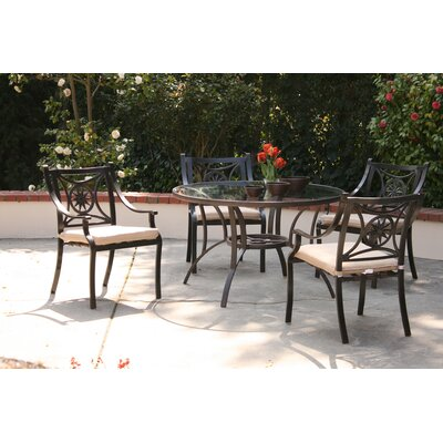 Star 5 Piece Dining Set