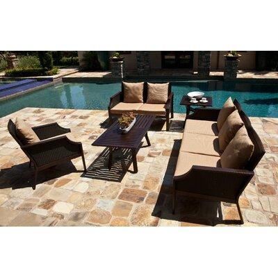 AIC Garden & Casual Hudson Deep Seating Chair with Cushion