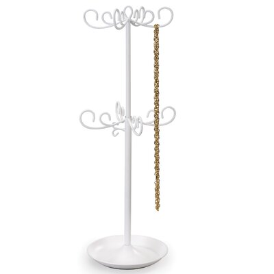Umbra Jewelscope Telescoping Metal Jewelry Stand