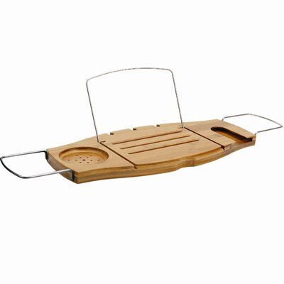 Umbra Aquala Bathtub Caddy in Natural