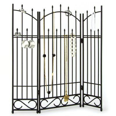 Umbra Gateway Metal Jewelry Stand