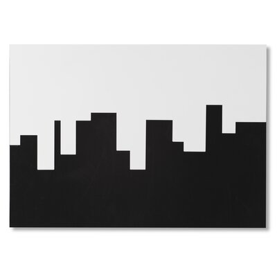 """Umbra Skyline Office 1'3"""" x 1'9"""" Bulletin Board"""