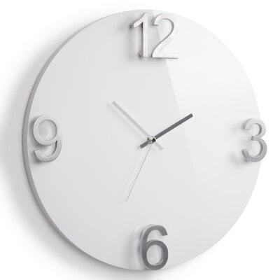 Umbra Elapse Wall Clock