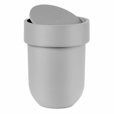 Touch Waste Can with Lid