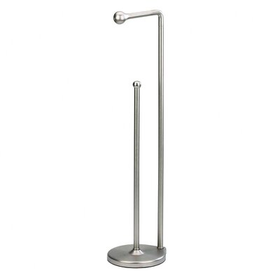 Umbra Teardrop Toilet Paper Stand Reserve in Nickel