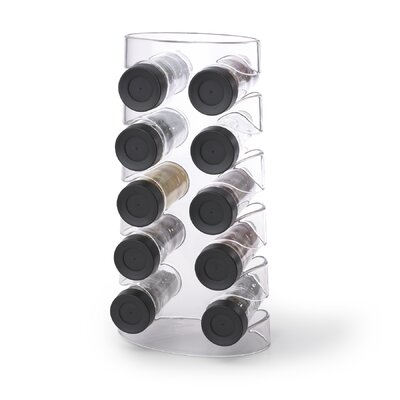 Umbra Spicevine Spice Rack in Clear