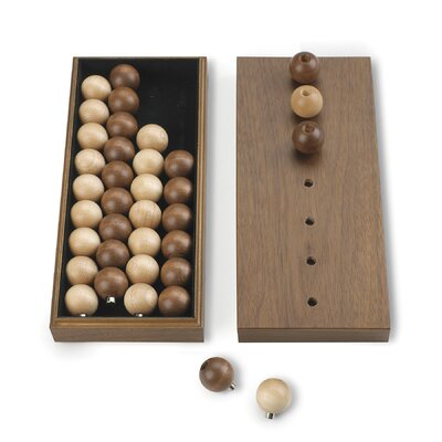 Umbra Connecto Game in Walnut
