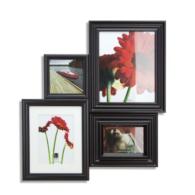 Bevy Four Opening Wall Frame