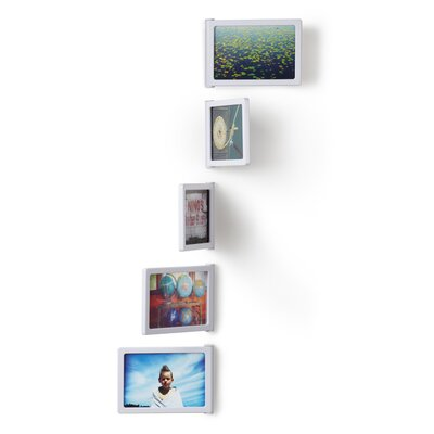 Umbra Fotoflip Double-Sided Picture Frames (Set of 5)