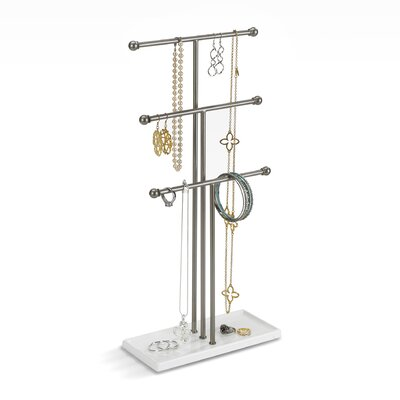Umbra Trigem Three Tier Tree Jewelry Stand