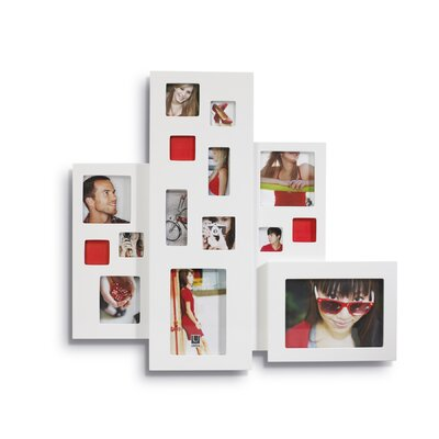 Umbra Hotel Wall Mounted Multi-Photo Frame