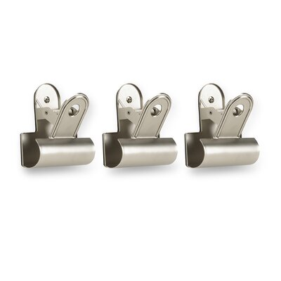 Umbra Clipper Wall Mounted Hook (Set of 3)