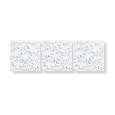 Umbra Florella Tile (Set of 3)