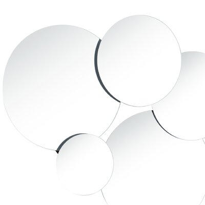 Umbra  5 Piece Cumulus Layered Mirror