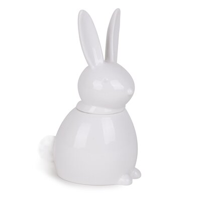 Umbra Foresta Bunny Bathroom Canister