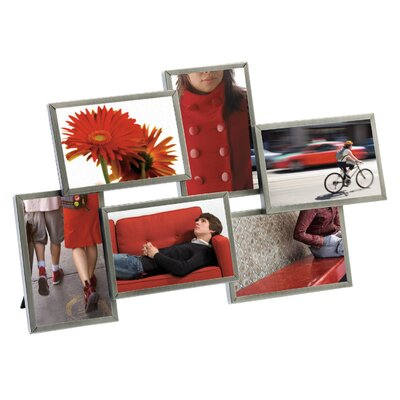 "Umbra 4"" x 6"" Multi Picture Frame"