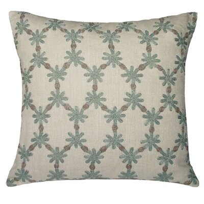 Ditsy Flower Decorative Pillow
