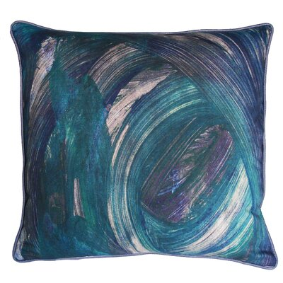 Fingerpaint Decorative Pillow