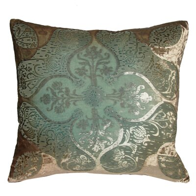 Persian Velvet Decorative Pillow