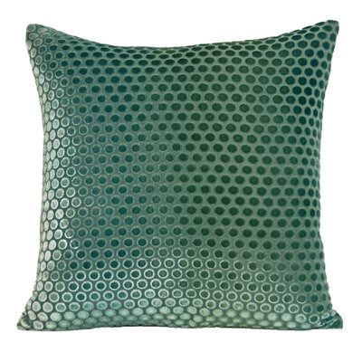 Kevin O'Brien Studio Dots Velvet Pillow