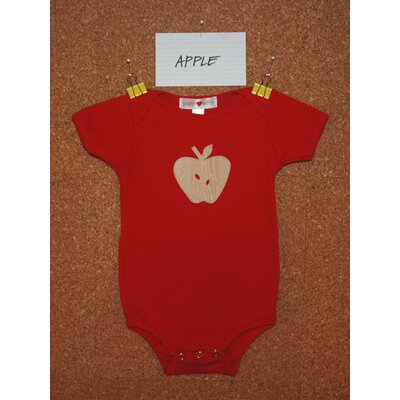 Jasper Hearts Wren Apple Bodysuit or Tee