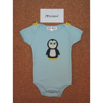 Jasper Hearts Wren Penguin Bodysuit or Tee