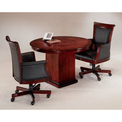 "DMI Office Furniture Del Mar 42"" Round Conference Table"