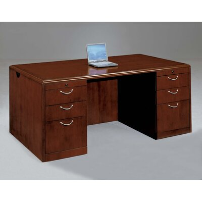 DMI Office Furniture Summit Cope Executive Desk