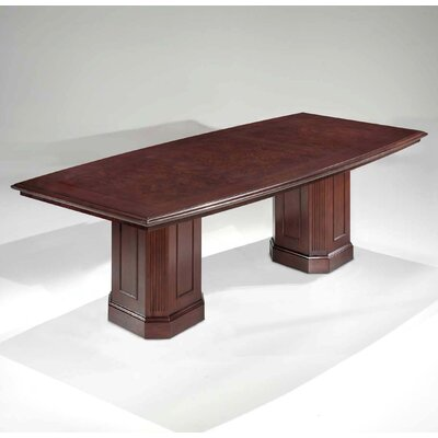 DMI Office Furniture Oxmoor 8' Boat Top Conference Table