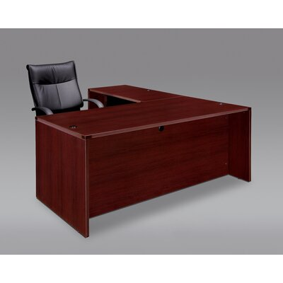 DMI Office Furniture Fairplex Right / Left Executive L Desk