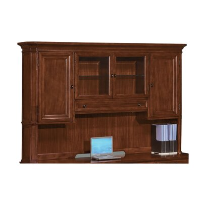 "DMI Office Furniture Arlington 50"" H x 74"" W Desk Hutch"