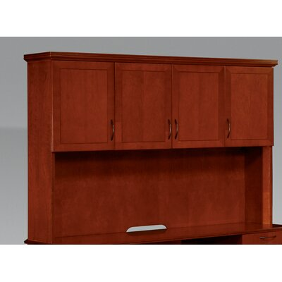 "DMI Office Furniture Belmont 50"" H x 72"" W Desk Hutch"