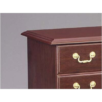 DMI Office Furniture Governor's Two-Drawer Lateral File