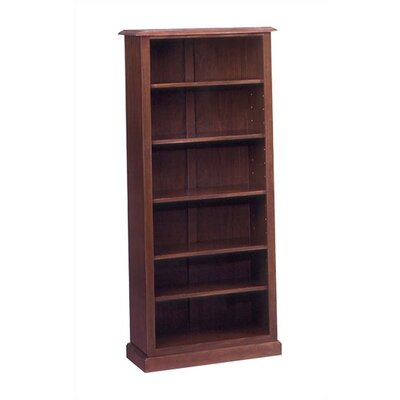 "DMI Office Furniture Governor's 72"" Bookcase"