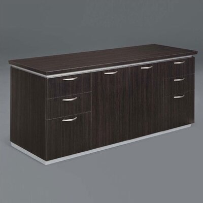 DMI Office Furniture Pimlico Storage Credenza (Fully Assembled)