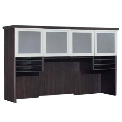 "DMI Office Furniture Pimlico 42"" H x 66"" W Desk Hutch"