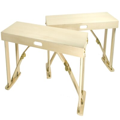Wood Folding Bench Wayfair