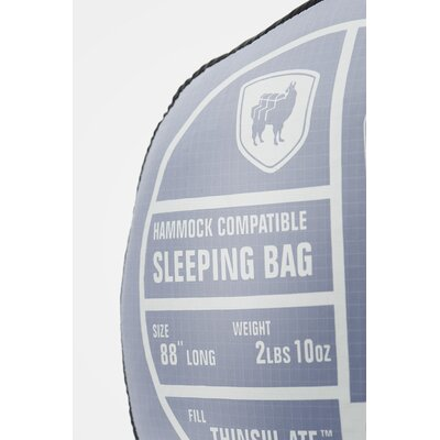 Grand Trunk Hammock Compatible Sleeping Bag