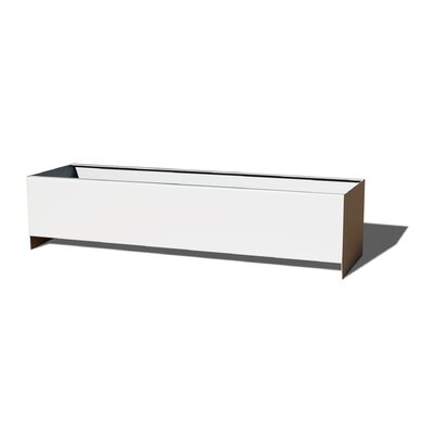 Planterworx Home Ranch Rectangular Planter